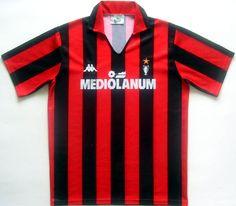 AC Milan, late 80s
