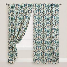 Curtains, Drapes & Window Treatments | World Market