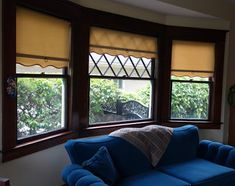 Cotton Ecru Spring Roller Shades Simple Pinterest Craftsman Style Window And Bungalow