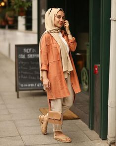 Stylish Dresses For Girls, Stylish Clothes For Women, Hijab Fashion, Fashion Outfits, Moslem Fashion, Muslim Women Fashion, Pakistani Dresses Casual, Casual Hijab Outfit, Hijabs