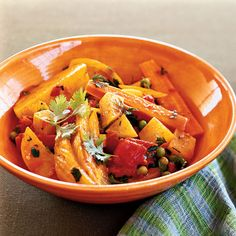 North African-Spiced Vegetable Tagine