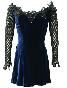 Jean Butlers Riverdance dress. Love the show dresses so much more than solo dresses.