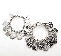 Sterling Silver 6 070 Girls Charmless Circle Link Charm Bracelet