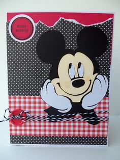 DoubleClick - AKA Abusybee: Happy Birthday! Mickey Mouse Style!