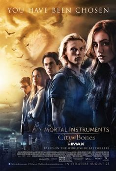 The Mortal Instruments: City of Bones (2013) movie #poster, #tshirt, #mousepad, #movieposters2