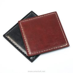 Stitched Hide Leather Placemats and Leather Coasters by Smart Hospitality. We offer a stunning range of leather placemats and leather coasters with matching restaurant accessories. Menu Holders, Leather Coasters, Stitch, Accessories, Full Stop, Sew, Stitches, Embroidery, Jewelry Accessories