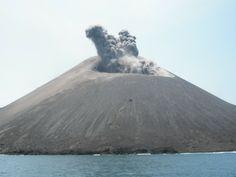 Actividad del Krakatau