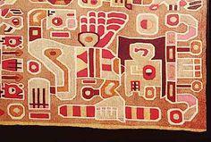 WARI textile PERÚ
