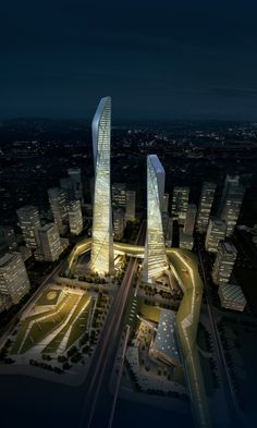 Southern Island of Creativity / Chengdu Urban Design Research Center,the urban lobby 03