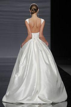Santa Novia : Vestidos de Noiva Rosa Clarà 2014