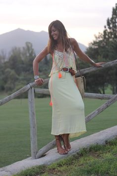Hot Outfits, Fashion Outfits, Estilo Hippie, Effortless Chic, Boho Look, Hippie Style, Boho Style, Fashion Pictures, Boho Chic