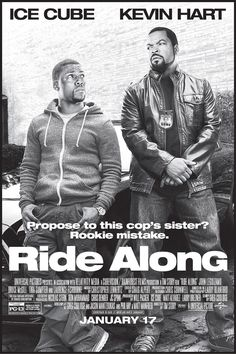 """Win advance-screening movie passes to """"Ride Along"""" with Ice Cube and Kevin Hart courtesy of HollywoodChicago.com! Win here: http://www.hollywoodchicago.com/links/goto/23228/8230/links_weblink"""
