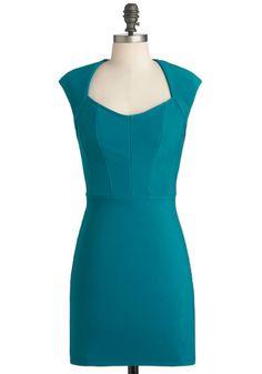 Let's Repartee Dress, #ModCloth