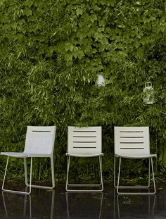 ALUCHAIR, Chairs - Ligne Roset is manufacturing the 260 Aluchair chairs which were designed by Jacques Ferrier for the French Pavilion at the Shanghai Outdoor Dining Chairs, Outdoor Furniture, Outdoor Decor, Ligne Roset, Design, Home Decor, Decoration Home, Vintage Dining Chairs, Room Decor