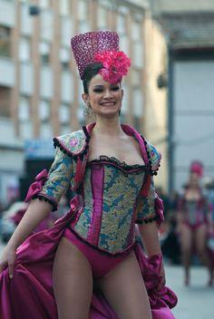 carnaval Cabezo de Torres, Murcia, España