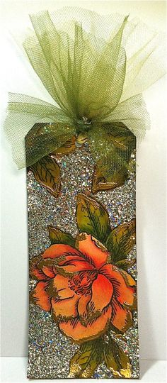 Rhea Weigand Shares Some Bling « Stampendous Impressions