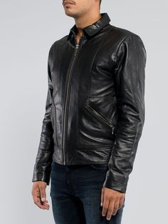 39372ca53 48 Best Leather Jackets images in 2018 | Jackets, Leather Jacket ...