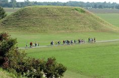 Toltec Mounds:, located in Scott, AR.  Here you will find Arkansas' tallest American Indian mounds.