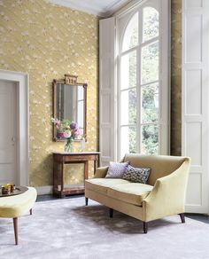 Designer wallpaper suppliers, Today Interiors create luxurious collections for the contract and domestic markets - Our Jaipur wallpaper collection 227559 Jaipur, Geometric Wallpaper For Walls, Feminine Bedroom, Elegant Dining Room, Luxury Wallpaper, Simple Furniture, Scandinavian Furniture, Living Room Inspiration, Interior Design Living Room