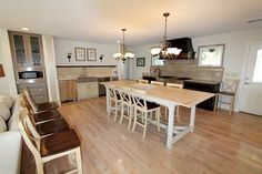 How amazing is this spacious gourment kitchen?! This home is a vacation rental home on the Isle of Palms!