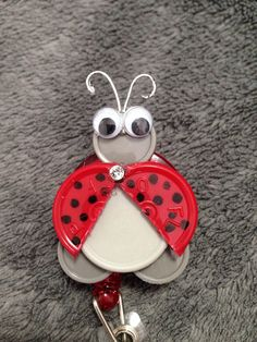 Ladybug · My Fun ID Creations · Online Store Powered by Storenvy