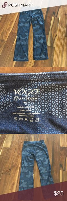 Yogo athletica workout pants Great condition. No tears or stains yogo athletica  Pants