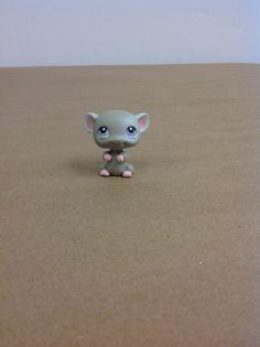 Littlest Pet Shop, LPS, #192 Mouse
