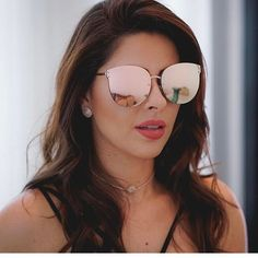 collection of stylish summer sunglasses outfit ideas sum Fall College Outfits, Preppy Outfits, Casual Winter Outfits, Spring Outfits, Summer Sunglasses, Stylish Sunglasses, Eyewear Trends, Street Style Summer, Latest Fashion