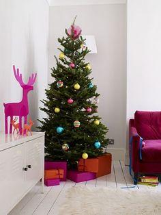 hot pink reindeer  ikea ps cabinet