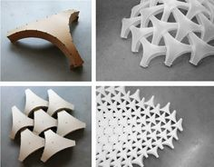 Curved-line folding is the act of folding a flat sheet of material along a curved crease pattern in order to create a three-dimensional shape. It is a creative and innovative way to produce...
