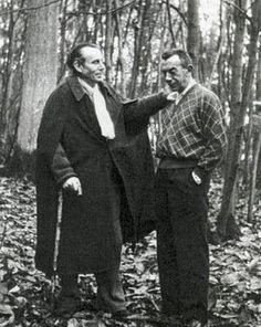 Marcel Aymé / Louis Ferdinand Céline