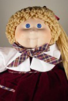Alicia may emory cabbage patch kid