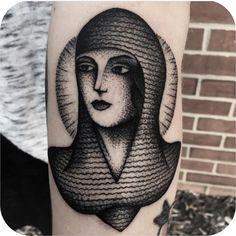 tattoodo on Picoji Cool Tattoos, Tatoos, Joan Of Arc, View Photos, Tattoo Designs, Skull, Photo And Video, Portrait, Instagram