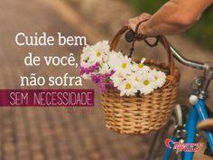 Cuide bem de você, não sofra sem necessidade. (Caio F. Abreu)  #Voce #Reflexao #Bemestar