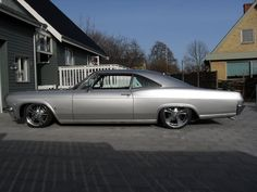my first 65 bagged Chevrolet Impala 1965, Chevrolet Chevelle, My Dream Car, Dream Cars, 66 Impala, Old Hot Rods, Counting Cars, Cool Old Cars, Gm Car