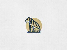 Tiger logo by Joe White