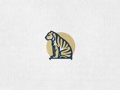 Tiger logo by Joe White