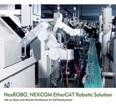 Modulair systeem stelt gebruikers in staat robotcomponenten te combineren - http://visionandrobotics.nl/2016/05/27/modulair-systeem-stelt-gebruikers-in-staat-robotcomponenten-te-combineren/
