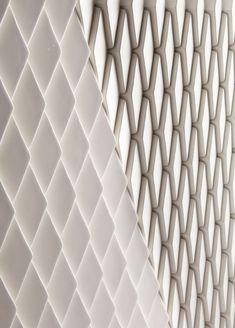 Oberflächen Design Fliesen textur Wand-Gestaltung Relief-3d Wellington-Tile