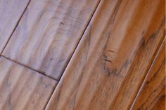 Engineered hardwood flooring is a product made up of a core of hardwood, plywood or HDF and a top layer of hardwood veneer that is glued on the top surface of the core and is available in almost any hardwood species.  www.pacifichardwoodflooring.com