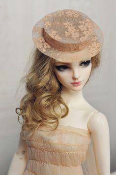 doll dollfie bjd hat