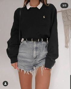 Indie Outfits, Teen Fashion Outfits, Edgy Outfits, Retro Outfits, Simple Outfits, Fall Outfits, Vintage Outfits, Summer Outfits, Mode Instagram