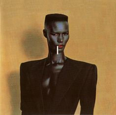 Grace Jones - Jean Paul Goude