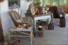 Primitive Porch