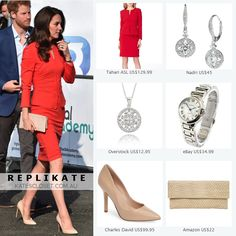 RepliKate Outfit. Steal Duchess Kate's style! Visit the blog to shop the look for less