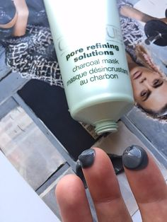 Clinique Pore Refining Solutions Charcoal Mask | Honestly Jamie