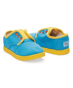 Look what I found on #zulily! Blue Canvas Classic Paseos - Tiny #zulilyfinds
