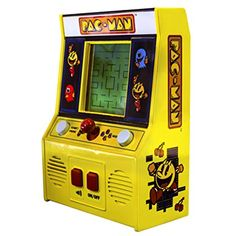 Pac-Man Mini Arcade Game * For more information, visit image link. (This is an affiliate link) #KidsElectronics