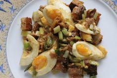 Tandoori, Tarte Fine, Secret Recipe, Pinterest Recipes, Easy Cooking, Potato Salad, Easy Meals, Eggs, Favorite Recipes