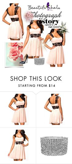 """""""Beautifulhalo"""" by lejla-cergic ❤ liked on Polyvore featuring bhalo and bhalo2"""